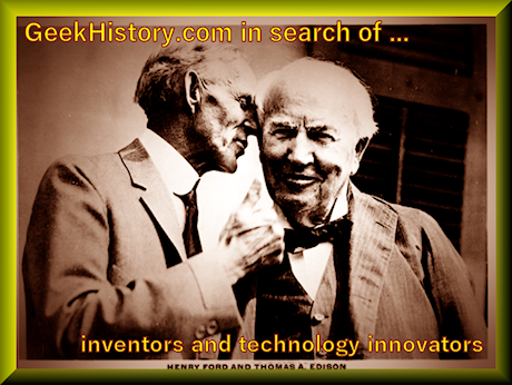 In search of the greatest inventors and technology innovators