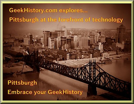 Pittsburgh at the forefront of technology inventions and innovation