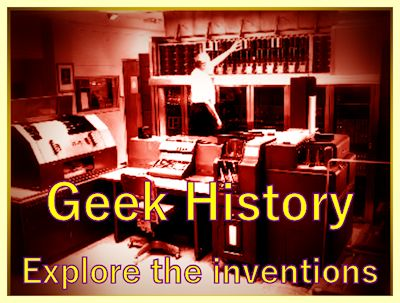 Geek History explores who invented the internet